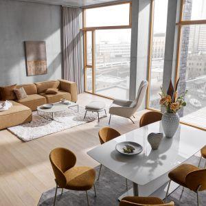 Idealnym wykończeniem stylizacji domowego sanktuarium będą proste i eleganckie dodatki.Fot. BoConcept