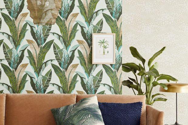 Czy warto wykończyć ściany w salonie tapetą? Warto! Będzie pięknie i bardzo ciekawie. Zobaczcie kilka fajnych kolekcji tapet do salonu.