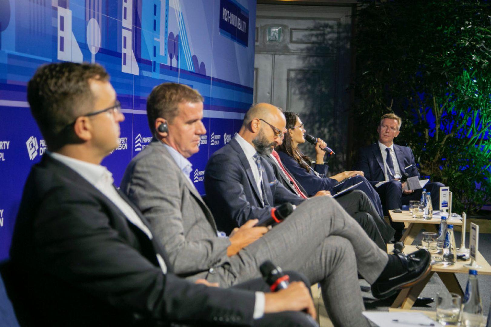 Tomasz Buras, Savills, Property Forum 2020