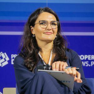 Katarzyna Zawodna Bijoch, Skanska, Marcin Nowak, ABSL, Property Forum 2020