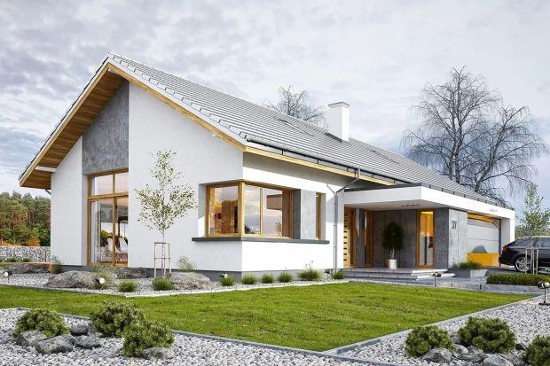 Ten projekt to komfortowy, wygodny i nowoczesny dom dla cztero- sześcioosobowej rodziny. Funkcjonalny i praktyczny.Budynek jest energooszczędny, ma prostą konstrukcję, będzie więc łatwy w budowie i tani w utrzymaniu.