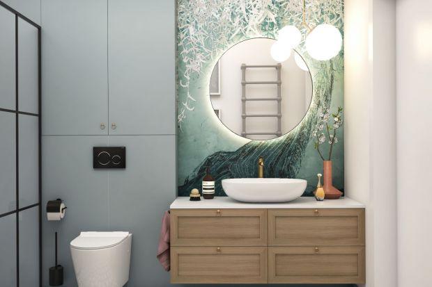 Jak wykończyć ściany w łazience? Dobrym rozwiązaniem będzie tapeta. Zobaczcie kilka fajnych pomysłów na ozdobienie ścian w łazience właśnie tapetą.<br /><br />