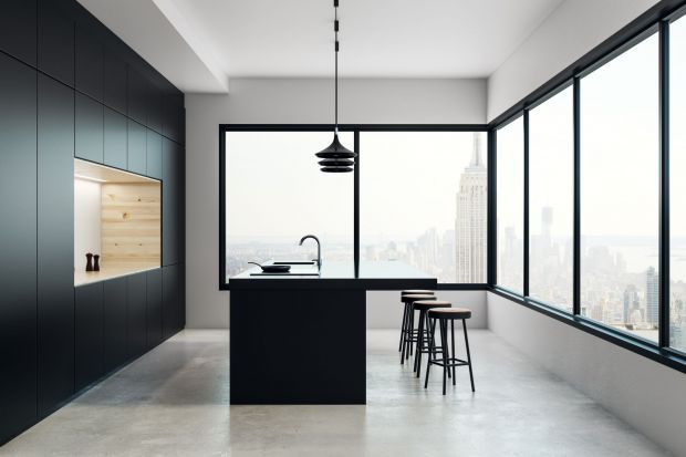 Jakie okna do domu w stylu industrialnym?