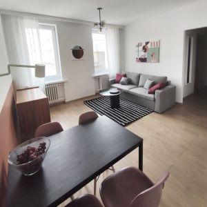 Mieszkanie ma powierzchni 36 metrów kwadratowych. Projekt: Agnieszka Musiał. Fot. Musiał Studio