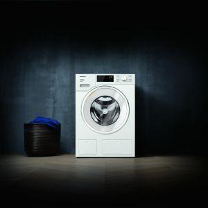 Pralki i suszarki ModernLife to najnowocześniejsze technologie cyfrowe i opatentowane rozwiązania od Miele. Cena pralki WSD 663 WCS ModernLife: 4 499 PLN
