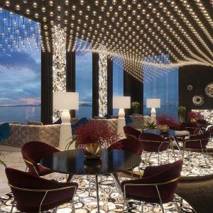 Agata Black to idealna propozycja do aranżacji inspirowanych stylami glamour czy art deco. Fot. Interstone