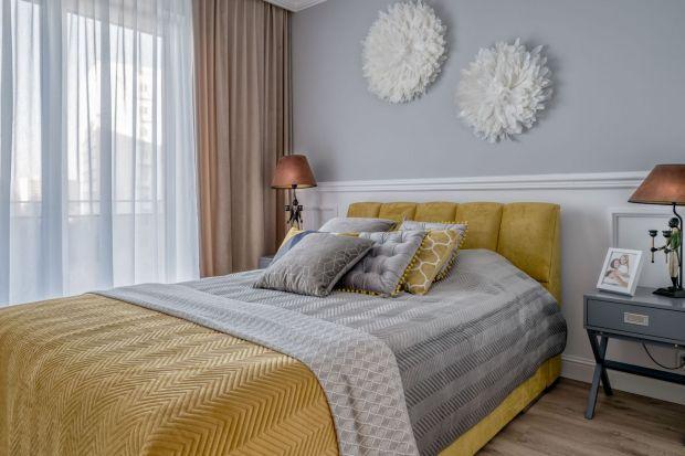 Ściany w sypialni: 12 modnych pomysłów. Zobacz piękne zdjęcia!