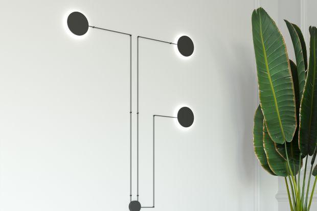 Ta propozycja polskiej marki oświetleniowej spodoba się tym, którzy lubią designerskie rozwiązania i minimalistyczne wnętrze.