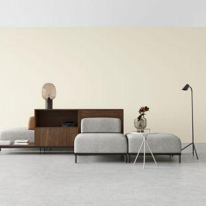 Modułowa sofa Atlanta z oferty duńskiej marki BoConcept.