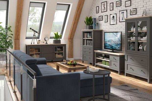 Zobaczcie nasze propozycje na aranżację ściany z telewizorem. Dzisiaj wybraliśmy dla was 7 niedrogich i ładnych kolekcji z popularnych sklepów sieciowych. Może znajdzie się wasz nowy model?
