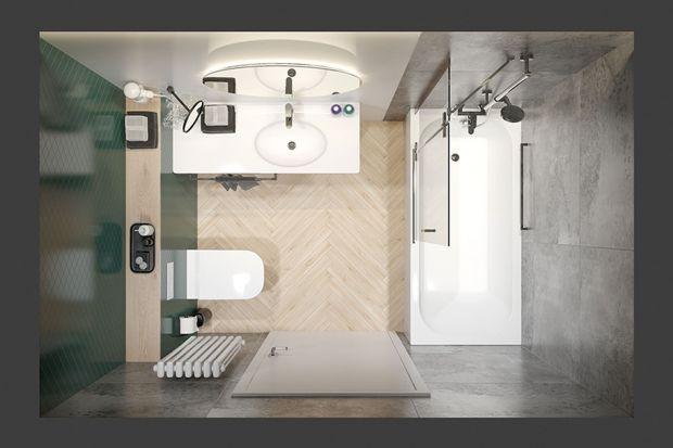 Urządzenie małej i bardzo małej łazienkito nie lada wyzwanie.Jak sprawić, aby korzystanie z niej było przyjemne i komfortowe oraz aby łazienka wyglądała schludnie? Zobaczcie przykłady dobrych wnętrz i przeczytajcie, co radzą eksperci.