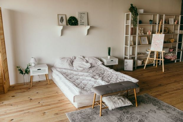 Jakie aranżacyjne trendy przeważać będą w tym sezonie w sypialni? Sprawdźcie.