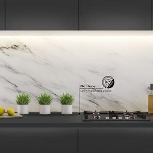 Blaty robocze to jedne z najintensywniej użytkowanych powierzchni w przestrzeniach domowych – zwłaszcza w kuchni. Fot. Pfleiderer