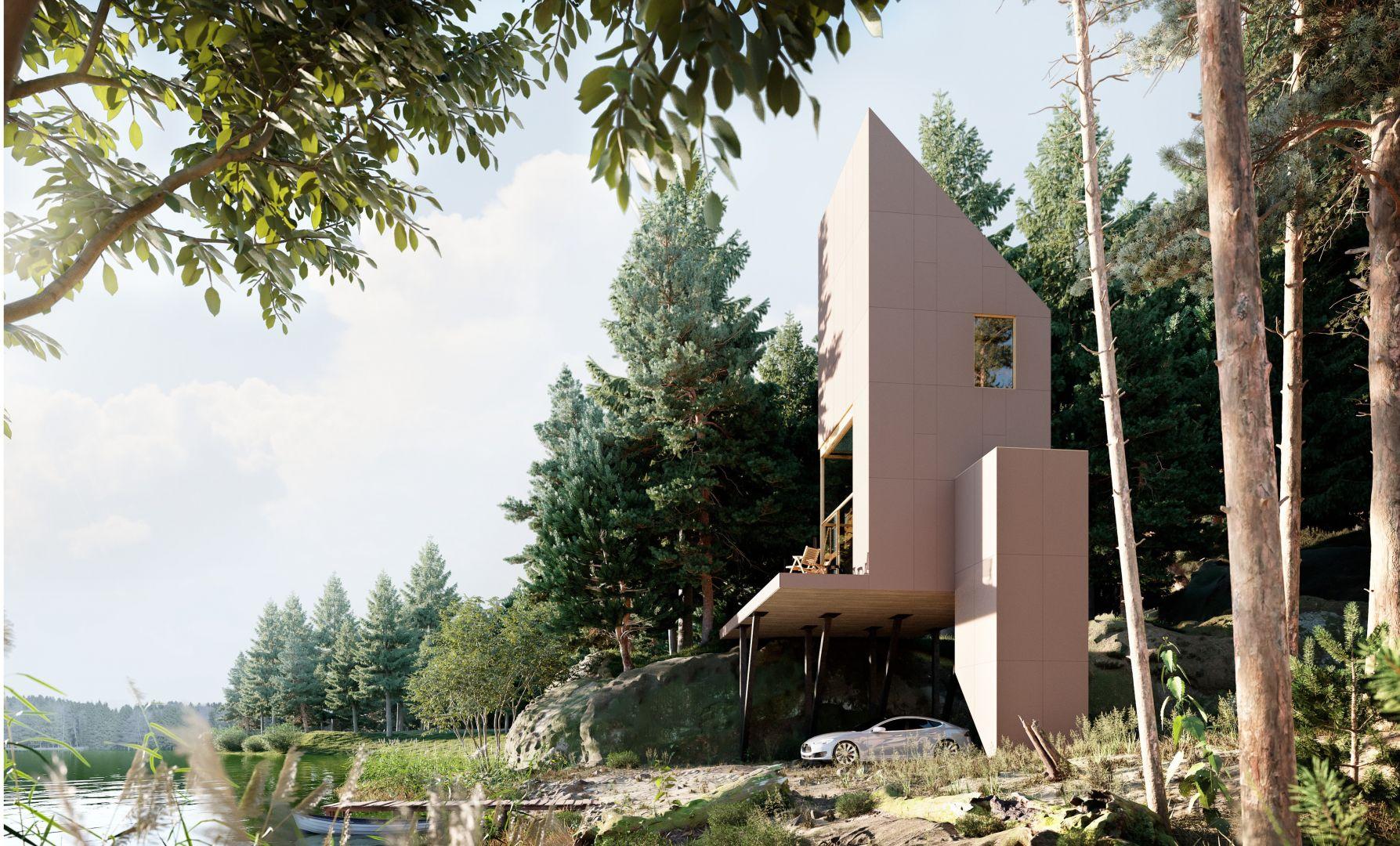 I miejsce w kategorii Unlimited Architecture – projekt Marty i Łukasza Gąsków