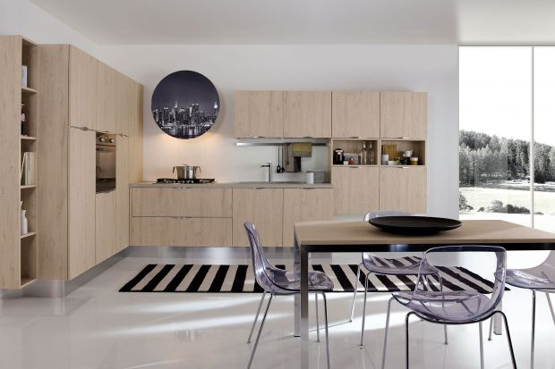 Jakie meble wybrać do nowoczesnej kuchni? Polecamy pięć fajnych kolekcji.
