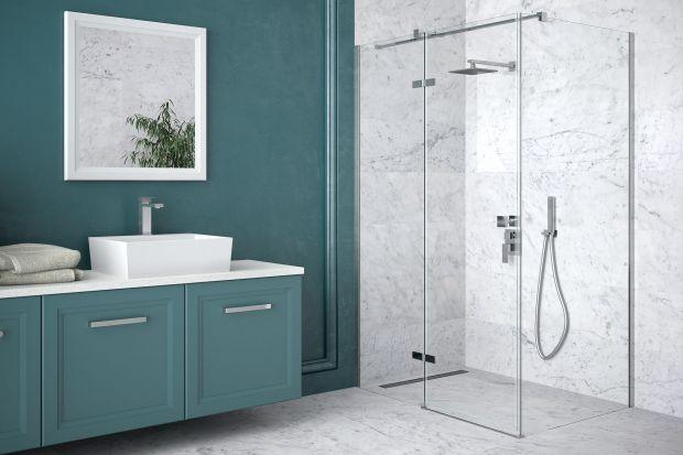 Stwórz swoją idealną przestrzeń prysznica!