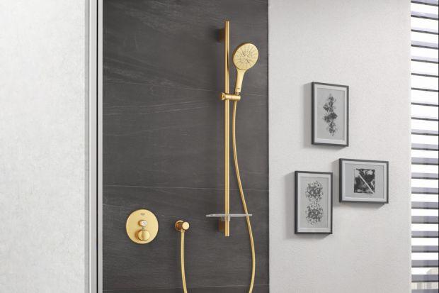 Ponad połowa Europejczyków lubi brać długi prysznic, a dla jednej trzeciej kąpiel pod prysznicem jest pierwszym remedium na stres. Z tego też powodu słuchawka prysznicowa to całkiem ważny przedmiot w każdej łazience. Dzisiaj przedstawiamy nowy