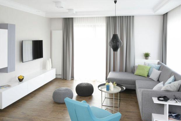 Jak urządzić mały salon ładnie i wygodnie?Podpowiadamy! Zobaczcie jak małe salonu urządzili polscy architekci i projektanci wnętrz.