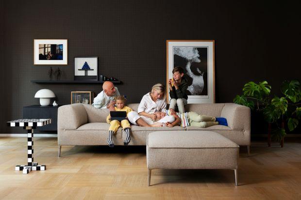Sofa So Good to nieskończenie wszechstronny meble, który wkomponuje się w każde wnętrze. Pozwoli stworzyć osobistą przestrzeń dostosowaną do indywidualnych potrzeb.