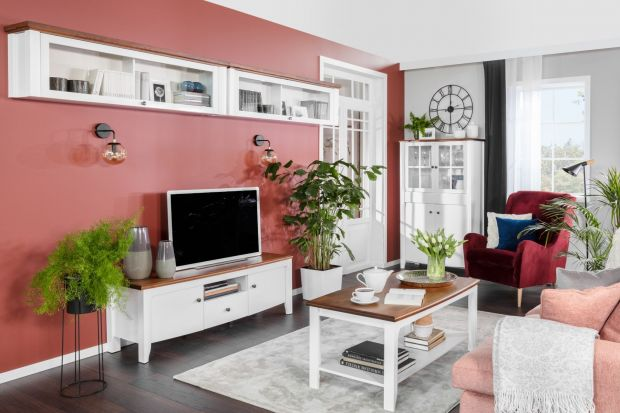Jakie meble sprawdzą się na ścianie w salonie? Zobaczcie 10 pomysłów z polskich sklepów. Dzięki nim wasz salon będzie wyglądał naprawdę pięknie!
