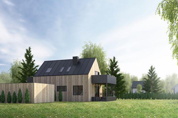 Projekt nowoczesnej stodoły powstał w efekcie rozbudowy domu w Sandefjord. Architekcinadali już istniejącej bryle współczesny charakter, a wnętrze zaplanowali wygodnie i funkcjonalnie.<br /><br />