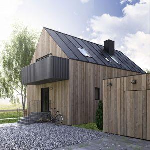 Bryła domu została docieplona tak, że obecnie spełnia rygorystyczne norweskie standardy. Dom zyskał także wentylację mechaniczną. Autorzy projektu: Paweł Lipiński, Fryderyk Graniczny, Mateusz Frankowski
