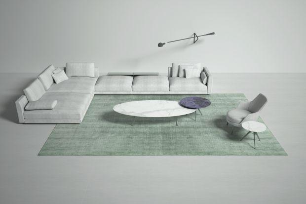 Dywan to prawdziwa ozdoba salonu. Zobaczcie modne modele prosto z Włoch.