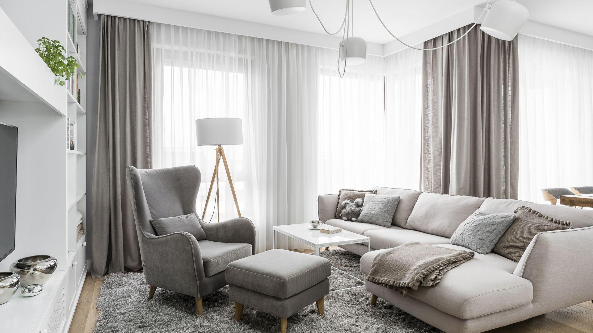 Kupując dywan kierujemy się przede wszystkim jego wyglądem. Projekt Studio Maka