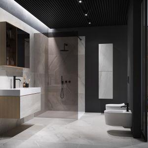 Kolekcja Inverto łączy ze sobą estetykę wzornictwa oraz prostotę i wygodę użytkowania – czynniki, bez których idealna łazienka nie istnieje! Fot. Cersanit