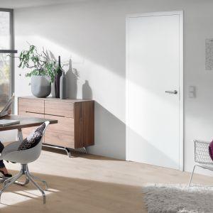 Drzwi serii BaseLine z powierzchnią Duradecor dostępne w ofercie firmy Hörmann. Fot. Hörmann