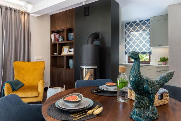 Meble do salonu. 12 pomysłów na fotel w kolorze. Zobacz zdjęcia!
