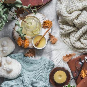 Herbata antidotum na jesień - sposody na wzmocnienie odporności fot. English Tea Shop Polska