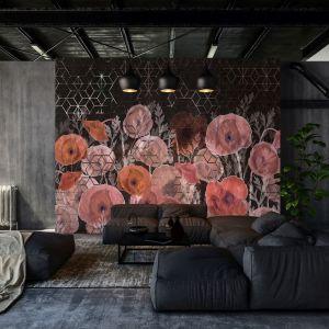 Tapeta z kolekcji Monte Cassino dostępna w ofercie firmy Walltime. Cena: 160 zł/m2. Fot. Walltime