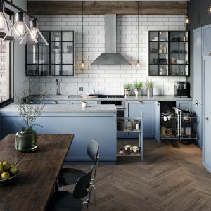 Wygodna, komfortowa przestrzeń na przechowywanie przyda się w każdej kuchni. Fot. Rejs