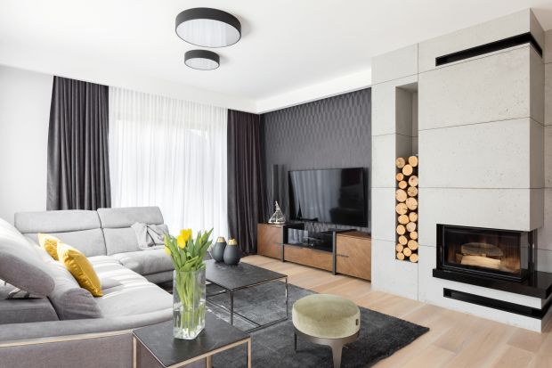 Telewizor to nieodłączny element wyposażenie większości polskich domów. Zobaczcie jak ustawić go w salonie.