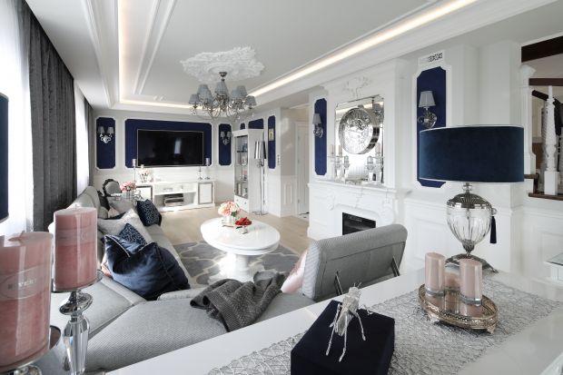 Klasyka nigdy nie wychodzi z mody, a urządzony w stylu klasycznym salon to kwintesencja piękna i elegancji.