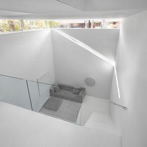 Klatka schodowa. Projekt: Johnson Chou Inc., Toronto, Kanada. Zdjęcia: Ben Rahn/A-Frame Studio