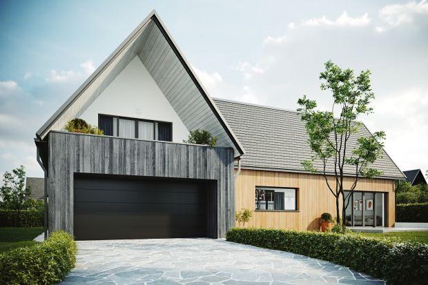 Jaką bramę garażową wybrać do swojego domu? Poznajcie nową model, który będzie pasowała do nowoczesnego domu.