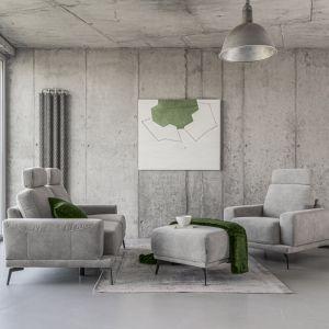 Sofa do salonu z kolekcji Merana dostępna w ofercie firmy Gala Collezione. Cena: ok. 3.500 zł. Fot. Gala Collezione