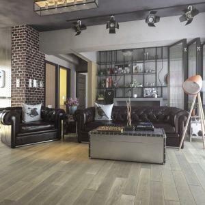 Podłoga drewniana z Retro Collection, Pure Line, kolor Coconut. Dostępna w ofercie firmy Jawor Parkiet. Cena: ok. 330 zł/m2. Fot. Jawor Parkiet
