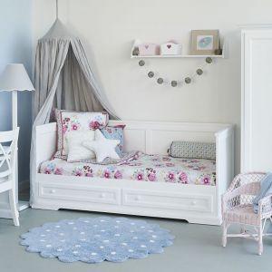 Białe meble w pokoju dziecka Fot. NIZIO
