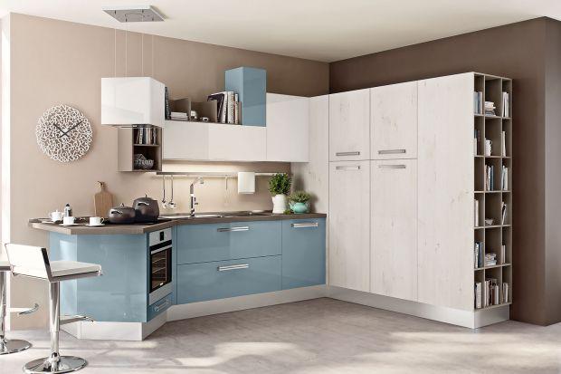 Jakie meble wybrać do kuchni? Białe czy szare? Niebieskie a może drewniane? Zobaczcie kilka fajnych pomysłów na kolorowe meble do kuchni.