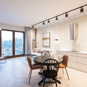 Jest to mieszkanie 3-pokojowe o wielkości 70 mkw.  Na zdj. Bouygues Immobilier Centreville Wrocław. Fot. Maciej Lulko