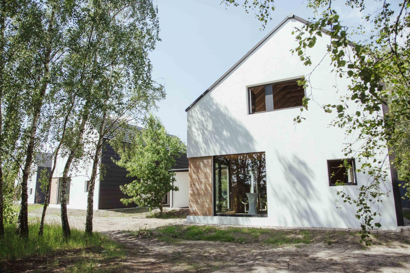 Za wysoką efektywnością energetyczną budynku stoi przede wszystkim przemyślana konstrukcja i wyposażenie całego domu oraz jakość wybieranych materiałów, w tym tych do ścian zewnętrznych, i poprawność wykonania. Fot. Wienerberger
