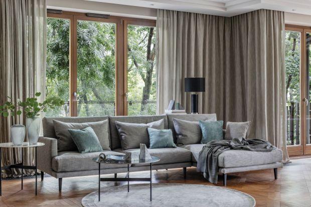 Szukacie pomysłu na jesienną metamorfozę salonu lub sypialni? Nowa kolekcja tkanin polskiego producenta może się wam spodobać!