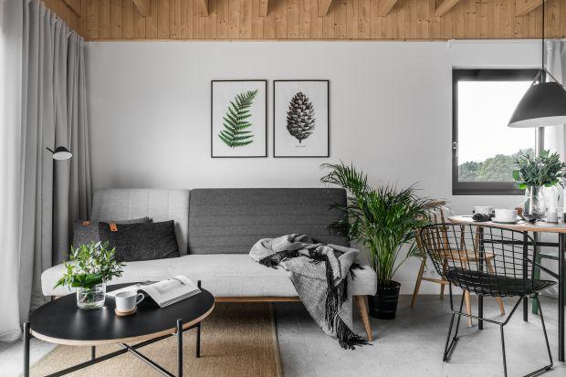 Piękny jesienny salon: 12 wnętrz, które cię zaczarują
