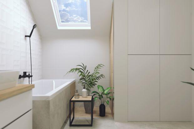 O tym, co jest najważniejsze przy projektowaniu łazienki i o czym warto pamiętać radzi projektantka Ewa Gil z salonu Cer-Projekt, na przykładzie jednej ze swoich realizacji.