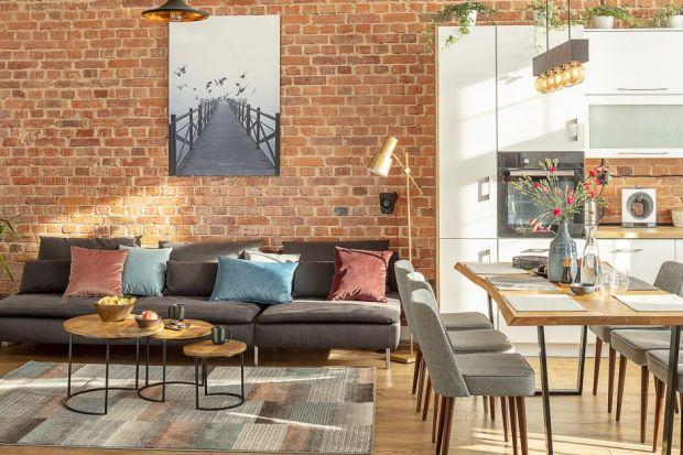 Przytulny salon:  pomysły na jesienne wnętrze. Super zdjęcia!