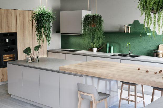 Strefa zmywania w kuchni. Wybierz baterię z elastyczną wylewką