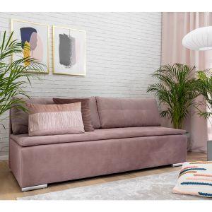Połączenie pianki poliuretanowej z włókniną silikonową w wypełnieniu poduszek zapewnia komfortowe oparcie i ich zwiększoną trwałość. Fot. Black Red White